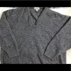 Men's Vintage LL Bean Sweater